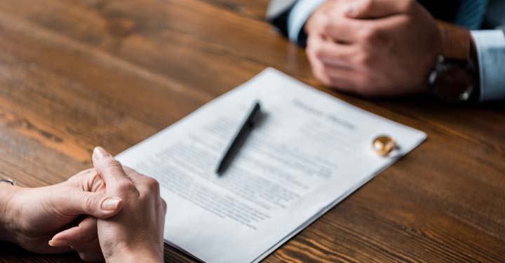 What Happens If Your Spouse Won't Sign A Separation Agreement In Alberta?